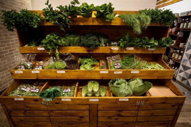 Bio Mange, empório de orgânicosna Vila Mariana