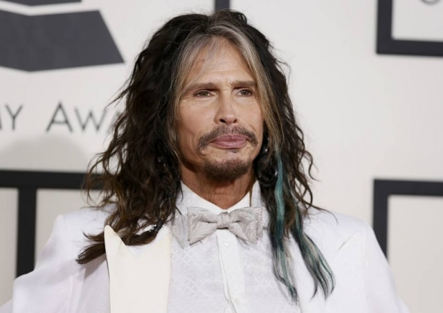 Steven Tyler, vocalista do Aerosmith