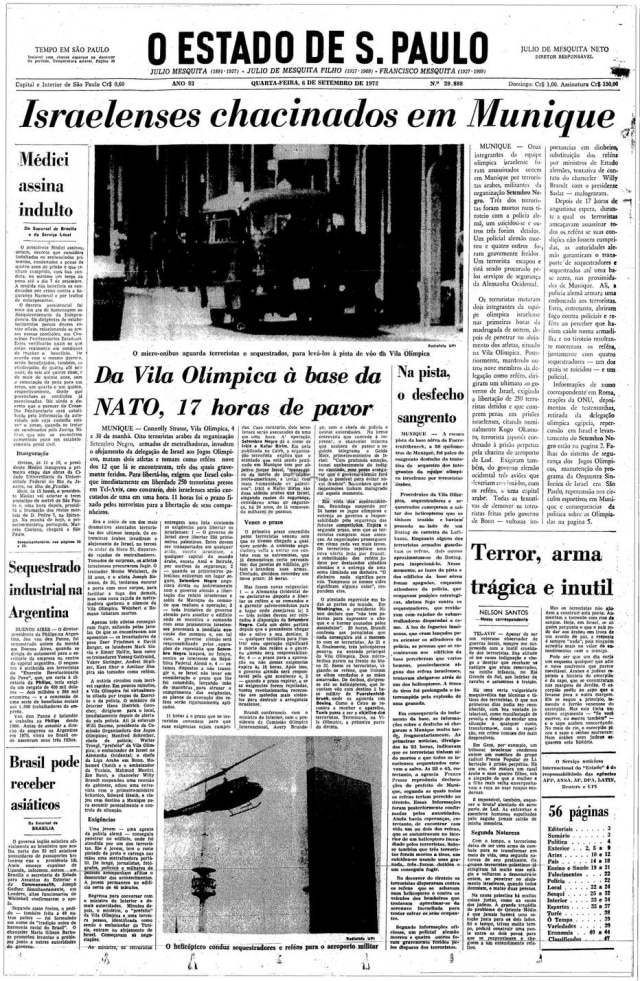 O Estado de S.Paulo- 06/9/1972Clique aqui para ver mais