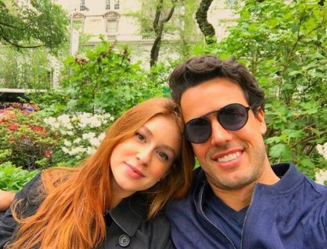 Marina Ruy Barbosa e Xande Negrão foram casados entre setembro de 2017 e janeiro de 2021.