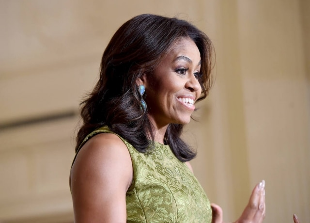 Michelle Obama lidera lista do Instituto YouGov de mulheres mais admiradas do mundo
