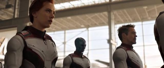 'Vingadores: Ultimato' estreia em 25 de abril.