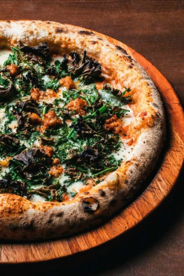 Pizza della Calabria, novidade na Bráz