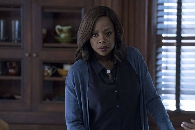 Viola Davis em 'How to Get Away With Murder'.