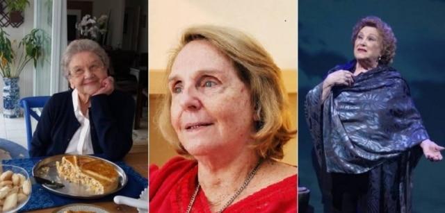 O E+ converou comPalmirinha, Lya Luft e Nicette Bruno