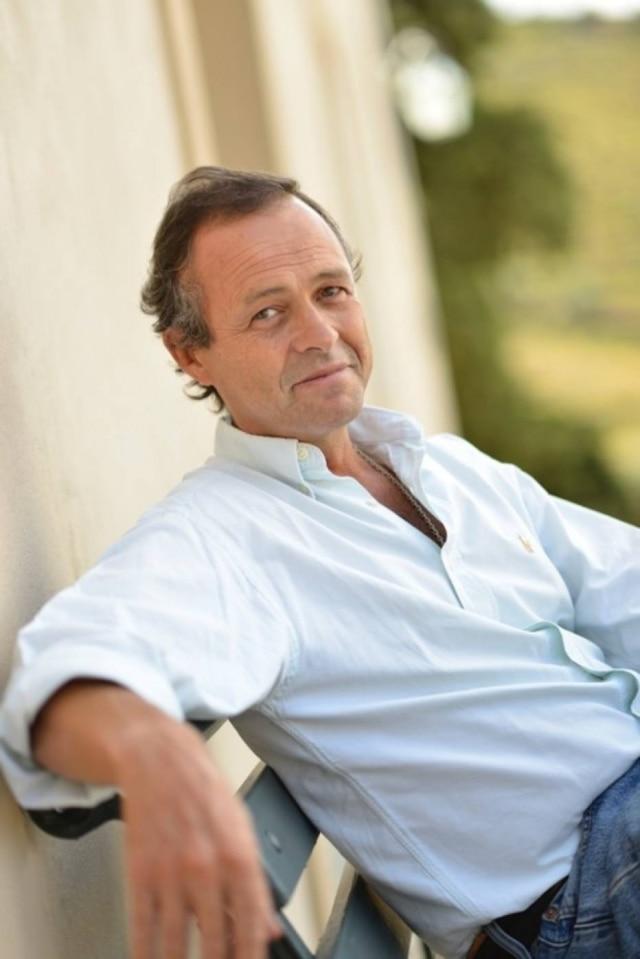 Pai. O enólogo Luis Sottomayor, que fez o Barca Velha 2008