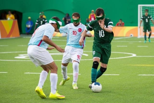60a05d8f8 Deficientes visuais encontram melhora na condição de vida através do esporte