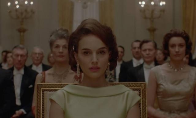 Natalie Portman em 'Jackie'