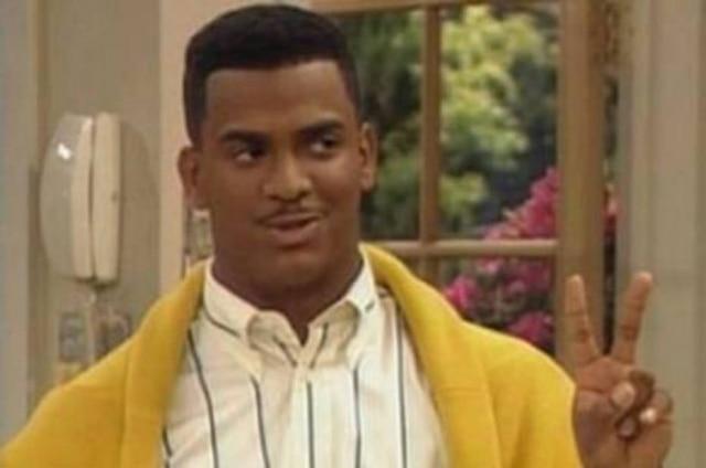 O ator Alfonso Ribeiro ficou conhecido como Carlton Banks, primo de Will Smith, no seriado 'Um Maluco no Pedaço'. Não conseguiu mais papeis relevantes na indústria cultural.