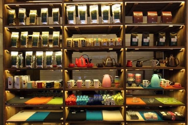 Nova loja em Higienópolis vende acessórios e 15 tipos de cafés em grão