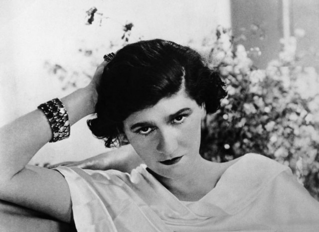 Gabrielle Chanel, conhecida como Coco, foi a fundadora da grife Chanel