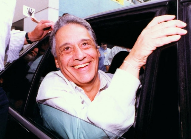 Na eleição presidencial de 1994, o candidato do PSDB,Fernando Henrique Cardoso venceu a disputa em 1º turno, com 54,24% dos votos. Luiz Inácio Lula da Silva, do PT, foi o segundo mais votado com 27,07% dos votos. Enéas Carneiro, do PRONA, obteve 7,38%.