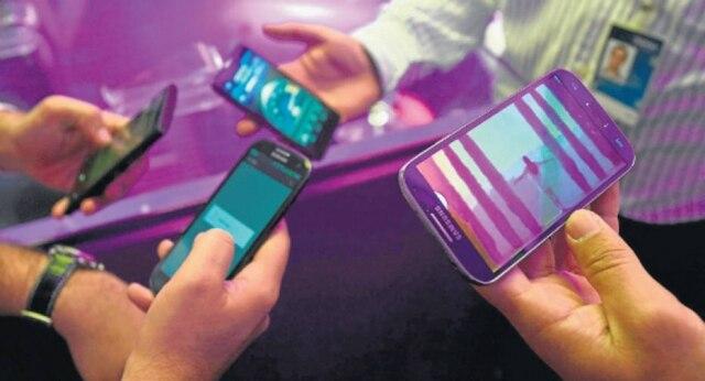 Uso de smartphones é disseminado