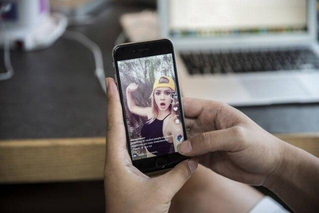 O aplicativo Musical.ly permite criar vídeos de dublagens com efeitos visuais.