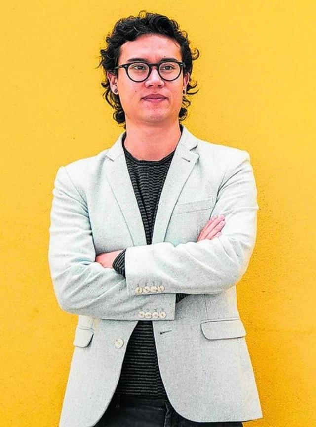 Arquiteto por formação, Rodrigo Ohtake já fez incursões no design de mobiliário