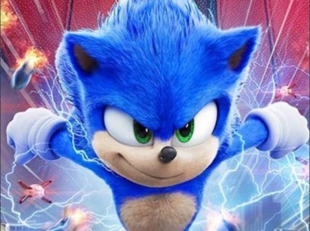 Novas imagens de 'Sonic - O Filme'.