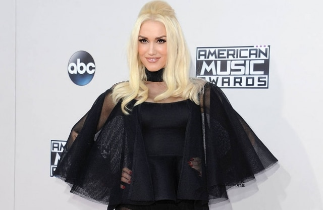 Cantora no American Music Awards de 2015