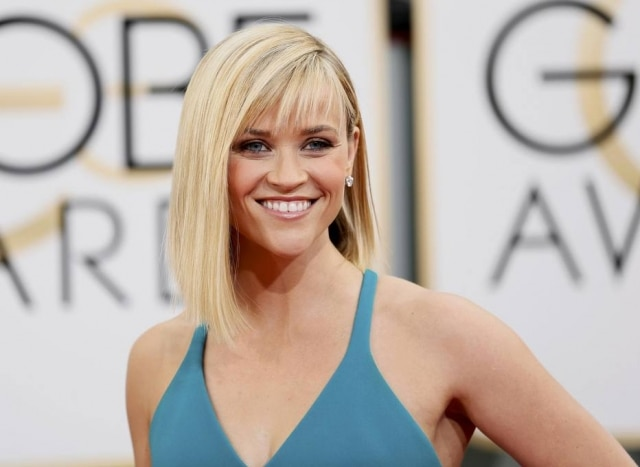 A atriz Reese Witherspoon