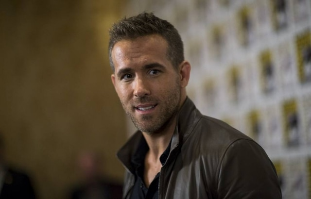 O ator Ryan Reynolds realizou o desejo de várias crianças da Make-A-Wish Foundation as levando para o set defilmagens de 'Deadpool 2'