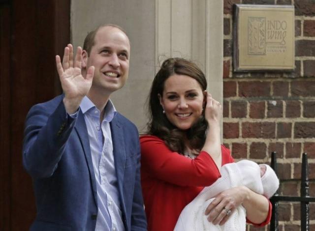 Um casal tomou susto ao deixar a mesma maternidade em que Kate Middleton estava ao ver a imprensa mundial posicionada na rua