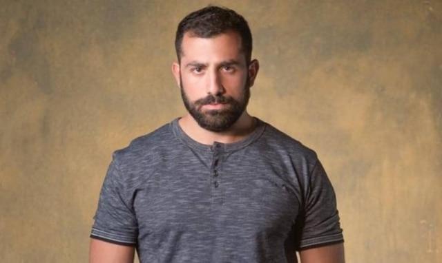 Kaysar Dadour caracterizado como Fauze, seu personagem em 'Órfãos da Terra', próxima novela das 6 da Globo.