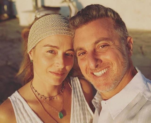 Luciano Huck e Angélica se casaram em 30 de outubro de 2004, no Rio de Janeiro.