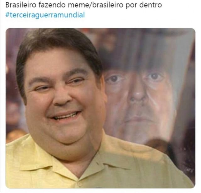 Apesar Do Medo Brasileiros Fazem Memes Com Terceira Guerra