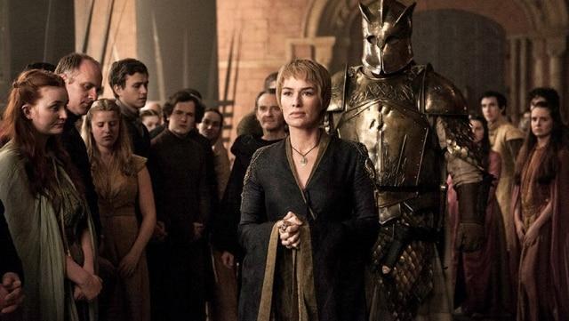 Cena de 'Game of Thrones'.
