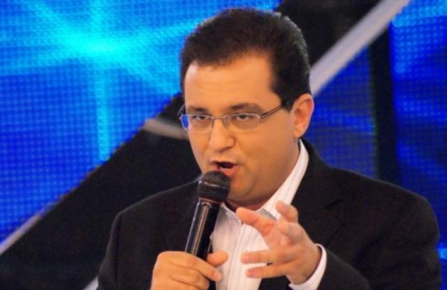 O apresentador Geraldo Luis agradeceu o apoio e oraçõesdos fãs após receber o diagnóstico de pneumonia e passar alguns dias internado