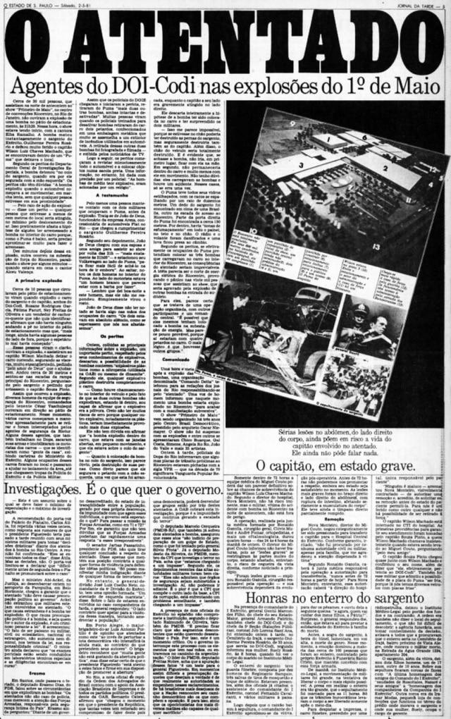 Jornal da Tarde - 02/5/1981