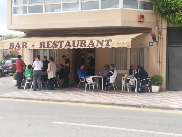 A fachada do Can Roca, restaurante dos pais dos irmãos Roca em Girona, onde tudo começou.