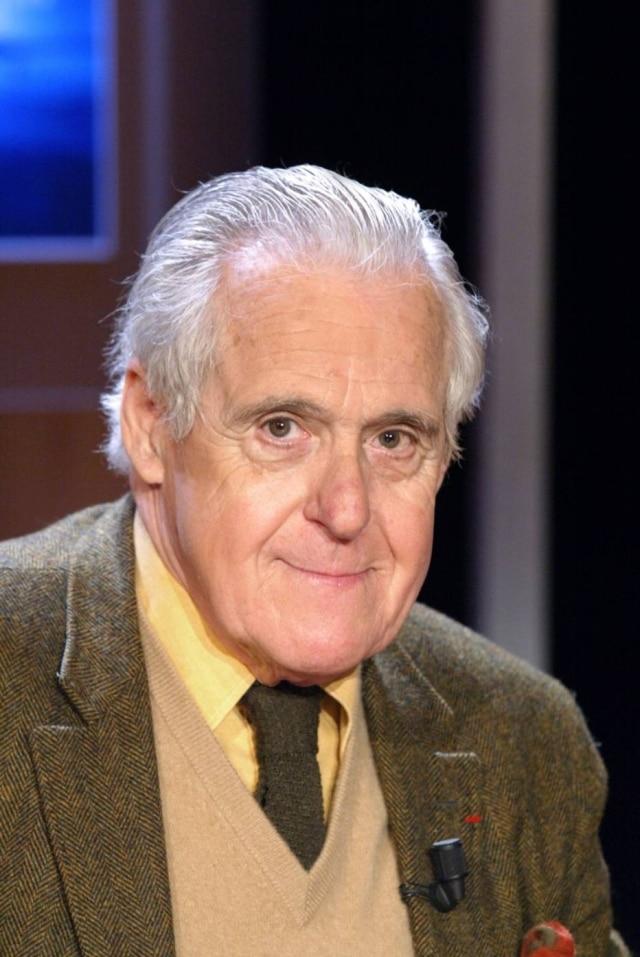 Christian Millau em 2004.