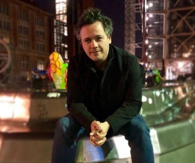 Danton Mello, ator e dublador brasileiro.