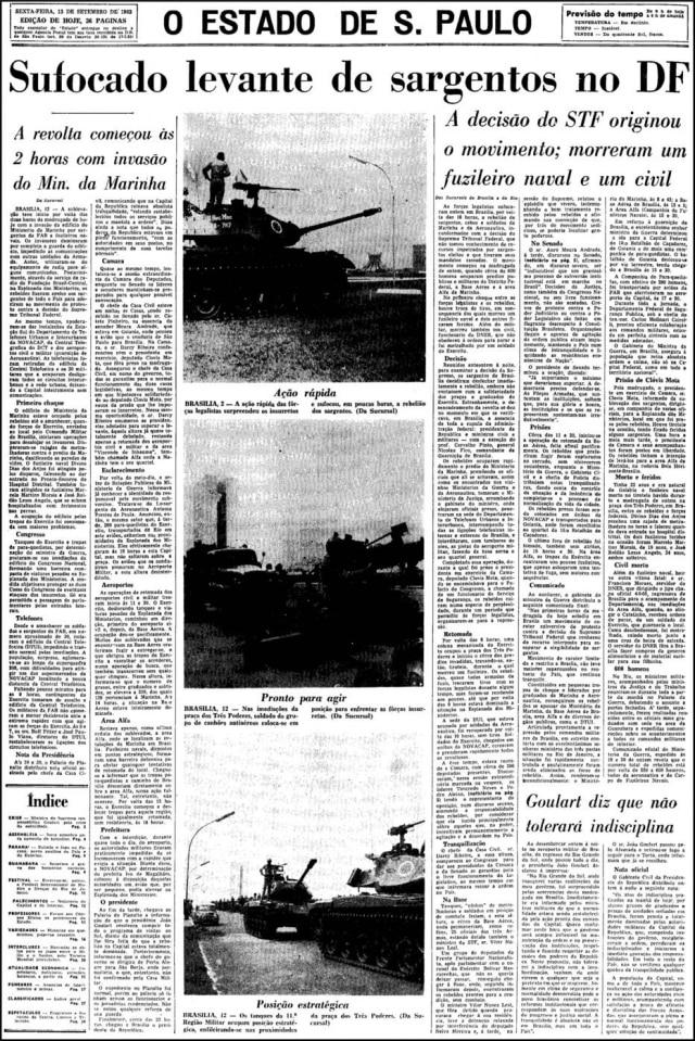 O Estado de S.Paulo- 13/9/1963