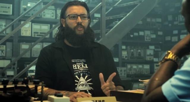 Cauê Moura em 'Internet - O Filme'