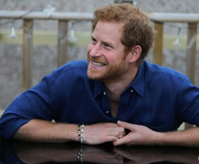 Príncipe Harry comemorou os avanços no debate sobre saúde mental.