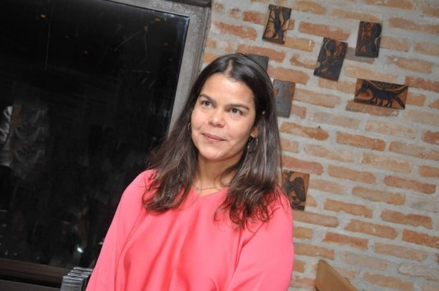 Daniela Falcão é CEO da Edições Globo Condé Nast