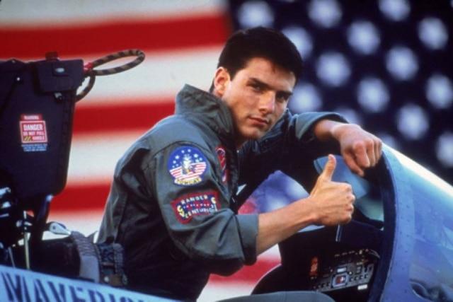 'Top Gun', filme de 1986, vai ganhar sequência em 2020.