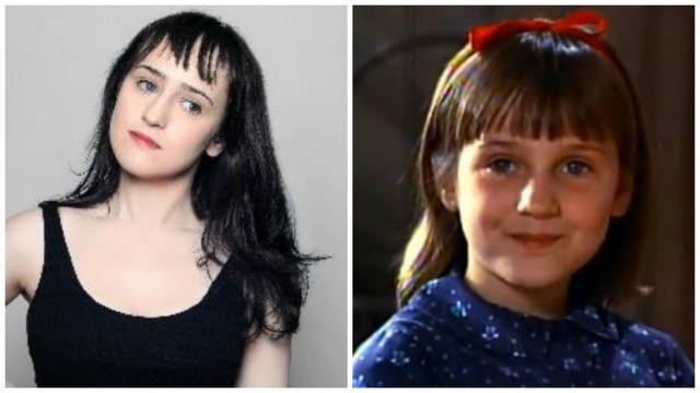 Mara Wilson fez sucesso nos anos 1990 interpretando personagens infantis