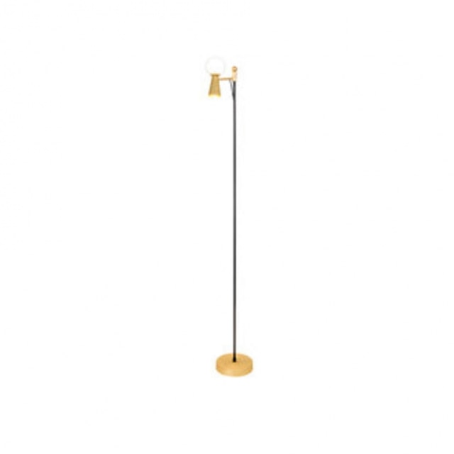 Luminária de piso Pivô, da Labluz, R$ 2195