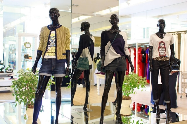 Daslu do shopping JK Iguatemi recebeu ordem de despejo.