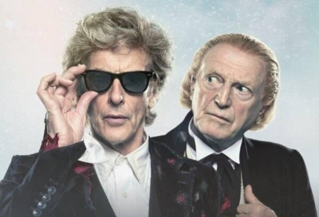 Personagens da série 'Doctor Who'