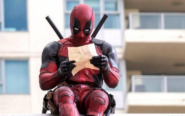 Ryan Reynolds divulgou uma carta 'escrita' pelo Deadpool pedindo para os fãs não darem spoilers do filme 'Deadpool 2'