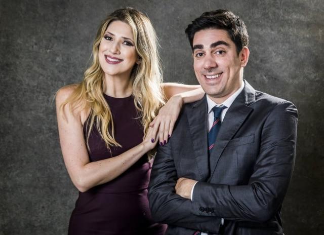 Dani Calabresa e Marcelo Adnet oficializaram a união em 2010 e se separaram sete anos depois.