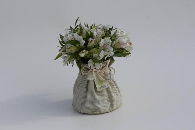 Arranjo feito pela floristaFlávia Rocco