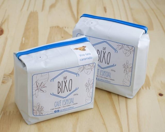 Café Bixo, e-commerce dedicado aos cafés especiais