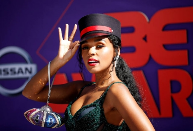 Janelle Monáe no BET Awards