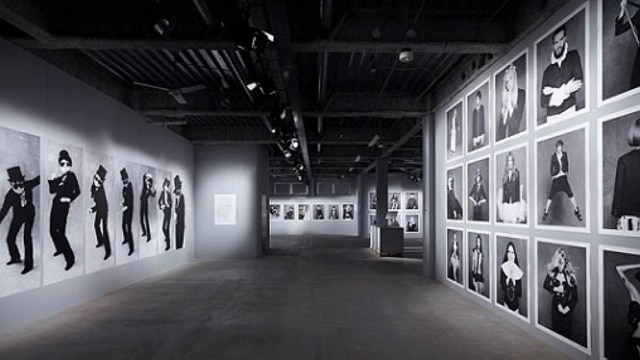 Exposição da Chanel na Oca, em São Paulo