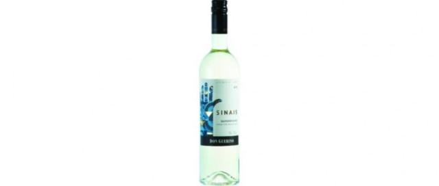 O vinho Don Guerino Sinais Sauvignon Blanc, eleito o melhor branco nacional da Expovinis
