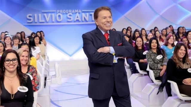 """Silvio Santos deu nova declaração polêmica em seu programa: """"mulher não tem o direito de ser feia"""""""